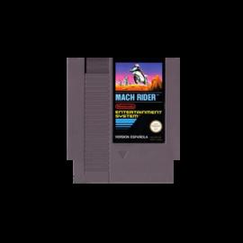 Mach Rider NES