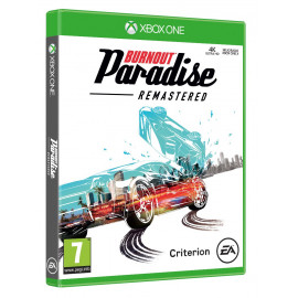 Burnout Paradise Remastered Xbox One (SP)