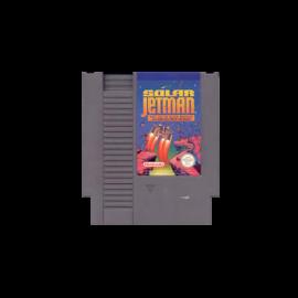 Solar Jetman A la Caza del Golden Warship NES