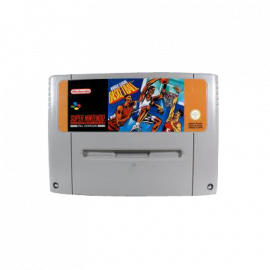 World League Basketball SNES