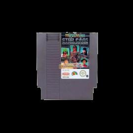 Wrestlemania Steel Cage challenge NES