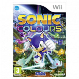 Sonic Colours Wii (SP)