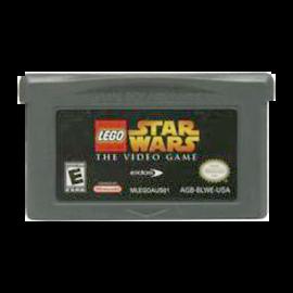 Lego Star Wars GBA