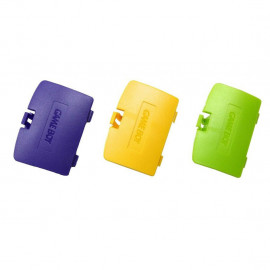 Tapa Para Pilas Game Boy Color Varios Colores