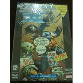 Ultimate X-Men VideoComic Volumen 4 DVD