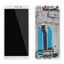 Display Completo + Marco Xiaomi Redmi 6 / 6A Blanco