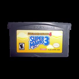 Super Mario Advance 4 Super Mario Bros 3 GBA