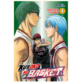 Manga Kuroko no Basket Ivrea 04