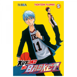Manga Kuroko no Basket Ivrea 05