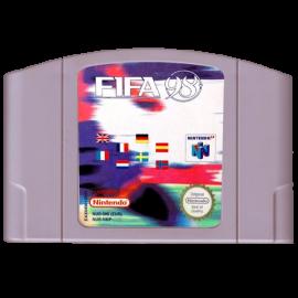 FIFA 98 N64