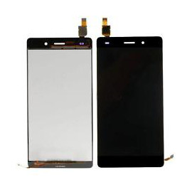 Display Completo + Marco Huawei P8 Lite Negro