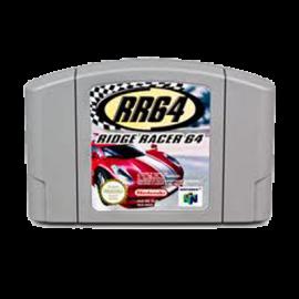 RR64 Ridge Racer 64 N64