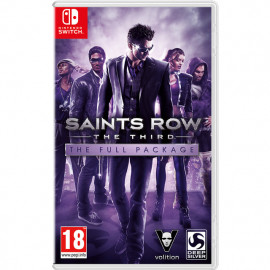Saints Row The Third The Full Package Switch (SP)