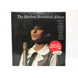 Vinilo The Barbra Streisand Album 12""