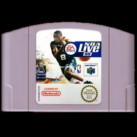 NBA Live 99 N64