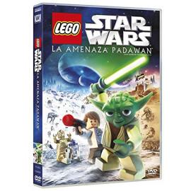 Lego Star Wars: La Amenaza Padawan DVD