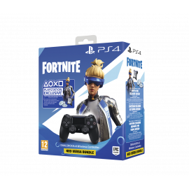 Dualshock 4 Negro Fortnite 2019 PS4