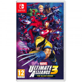 Marvel Ultimate Allicance 3 Switch (SP)