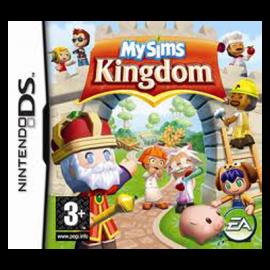 My Sims Kingdom DS (SP)