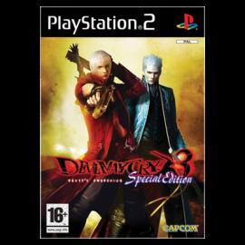 Devil May Cry 3 Edicion Especial PS2 (SP)