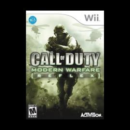 Call of Duty Modern Warfare Ed reflex Wii (SP)