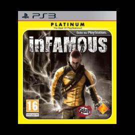 Infamous Platinum PS3 (SP)
