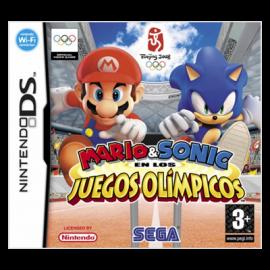 Mario & Sonic en los Juegos Olimpicos DS (SP)