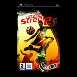 FIFA Street 2 PSP (SP)