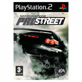 Need for Speed Prostreet PS2 (SP)