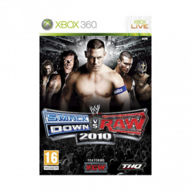 WWE SmackDown vs. Raw 2010 Xbox360 (SP)