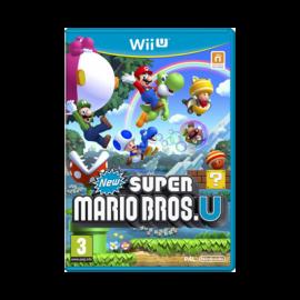 New Super Mario Bros U Wii U (SP)