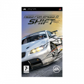 Need for Speed Shift PSP (SP)