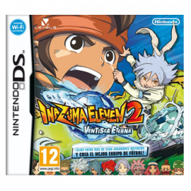 Inazuma Eleven 2 Ventisca Eterna DS (SP)