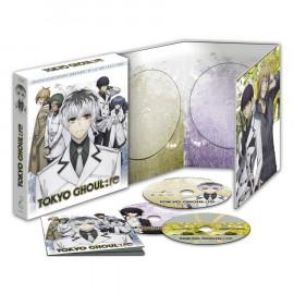 Tokyo Ghoul:Re Volumen 1 Episodios 1-12 BluRay (SP)