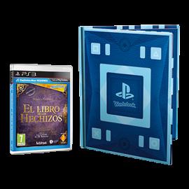 Wonderbook: El Libro de Los Hechizos + Libro PS3 (SP)