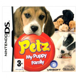 Petz My Puppy Family DS (SP)
