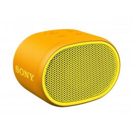 Altavoz Portatil Sony SRSXB01 Amarillo