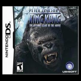 Peter Jacksson's King Kong DS (SP)