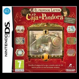 El Profesor Layton y la Caja de Pandora DS (SP)