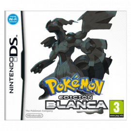 Pokemon Edición Blanca DS (SP)