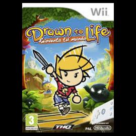 Drawn to Life 2 Reinventa tu Mundo Wii (SP)
