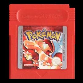 Pokemon Edicion Roja GB