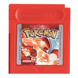 Pokemon Edicion Rojo GB