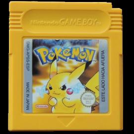 Pokemon Amarillo Edicion Pikachu GB
