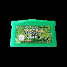Pokemon Edicion Verde Hoja GBA