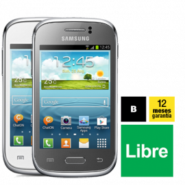 Samsung Galaxy Young S6310 Android B