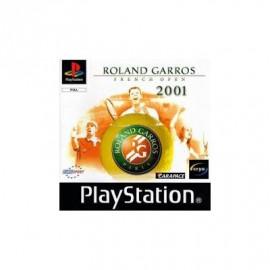 Roland Garros 2001 PSX (SP)