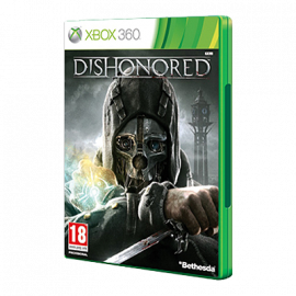 Dishonored Xbox360 (SP)