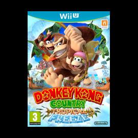 Donkey Kong Country Tropical Freeze Wii U (SP)