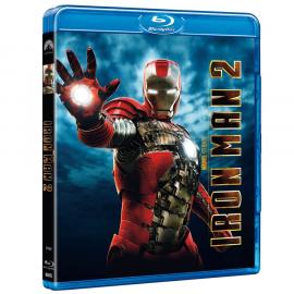 Iron Man 2 BluRay (SP)